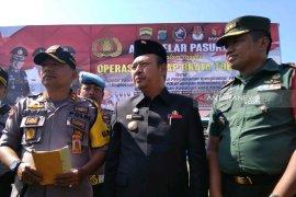 435 personel TNI-Polri amankan Pemilu 2019 di Taput