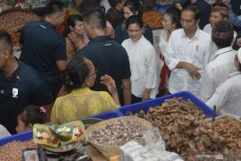 Presiden: Pasar Badung miliki arsitektur terbagus