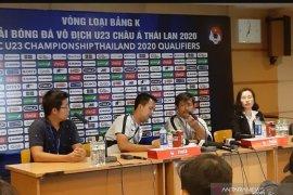Dikalahkan Thailand 4-0, Indra Sjafri akui timnya tidak bisa keluar dari tekanan