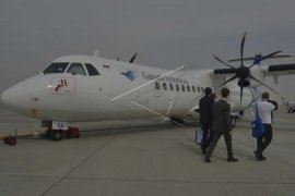 Jelang Take Off, Pesawat ATR Garuda Alami Kerusakan