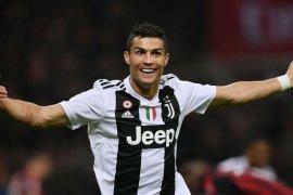 Ronaldo hindari kejaran hukum AS, Juventus tur ke Asia