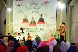 Ridwan Kamil ajak masyarakat Jabar tidak terlibat utang rentenir