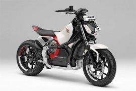 Honda bertenaga listrik dengan kemampuan robotika diperkenalkan