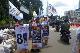 PKS Depok gelar flashmob sepanjang Margonda