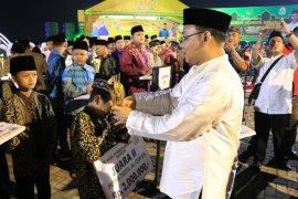 Kecamatan Binjai Selatan juara umum MTQ ke-50 Kota Binjai