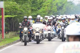 Sebanyak 321 Komunitas Otomotif Jabar deklarasi Pemilu Damai