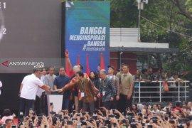 Presiden Jokowi minta DKI mulai bangun MRT Jakarta rute timur-barat