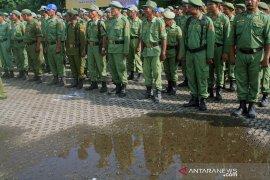 Ribuan Personel Siap Amankan Pemilu Kabupaten Bogor