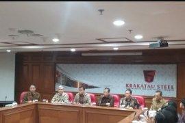 Krakatau Steel mendukung dan akan kooperatif dengan KPK