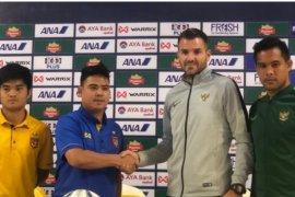 Debut manis McMenemy bersama tim Garuda dengan kemenangan 2-0 atas Myanmar