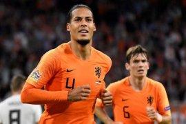Virgil van Dijk minta rekan-rekannya tidak remehkan Jerman