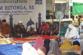 Zeira Salim didoakan jadi pemimpin Labura