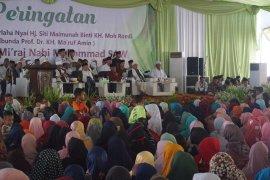 Hari pertama kampanye terbuka, Ma'ruf Amin gelar doa bersama