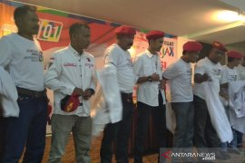 200-an relawan Pandu Garuda di Aceh beralih dukung Jokowi-Amin