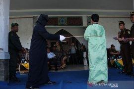 DI Aceh, Pemerkosa Anak Dicambuk 174 kali