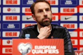 Pratinjau laga Liga UEFA Timnas Belanda vs Inggris