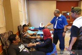 1.071 Kantong Darah Terkumpul pada KDD Ke-57 Riau Kompleks