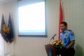 Imigrasi Tual kukuhkan Timpora kecamatan