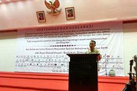 Ormas di Aceh ajak masyarakat pilih caleg pro-lingkungan