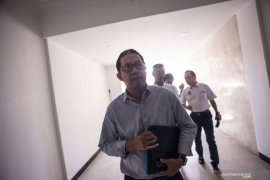 Plt Ketum PSSI Joko Driyono ditahan