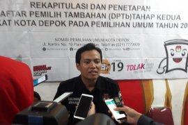 KPU Depok ingatkan tempat ibadah dilarang kampanye