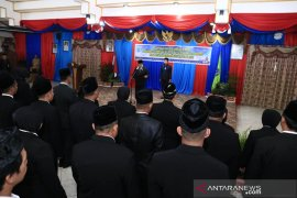 50 pejabat fungsional tertentu Pemkab HSS dilantik