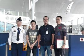 Imigrasi Sibolga deportasi WNA asal Malaysia