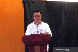 Menpora temui Presiden Jokowi Istana Jakarta