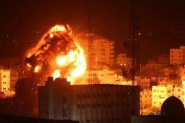 Palestina kutuk serangan Israel ke Jalur Gaza