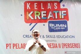 Kelas kreatif bersama BUMN Hadir Untuk Negeri