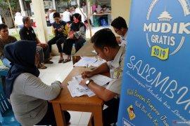 Dishub Tangerang siapkan 80 unit bus mudik gratis 2019
