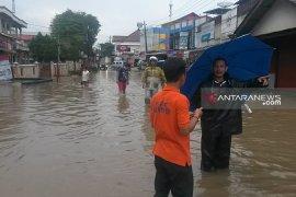 BPBD Babel siaga banjir di enam titik Pangkalpinang