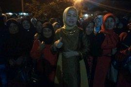Ribuan emak-emak di Lebak pilih pasangan Jokowi-Ma'ruf