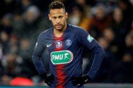 Hina wasit di medsos, Neymar diskors tiga laga Liga Champions