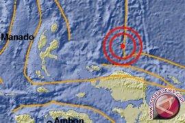 Gempa 4,8 SR  guncang Tambrauw Papua barat, tidak berpotensi tsunami