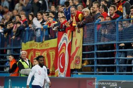 UEFA buka penyidikan terhadap rasisme suporter Montenegro