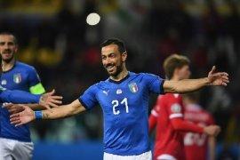Hasil pertandingan kualifikasi Euro 2020, Italia, Spanyol menang