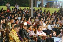 """Pemkab Simalungun gelar """"Malam Budaya"""" meriahkan PRSU"""