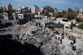 Agresi Israel baru-baru ini hancurkan 30 rumah di Jalur Gaza