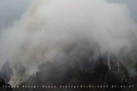 Pagi ini, Gunung Merapi luncurkan awan panas 1.500 meter
