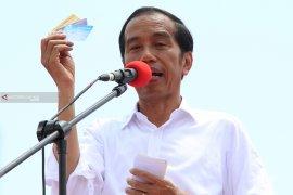 Jokowi minta masyarakat tidak mudah terpecah akibat Hoaks