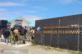 Manajemen PLTU Batubara Bengkulu sebut izin limbah dalam proses