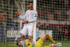 Morata antar kemenangan 2-0 Spanyol atas Malta