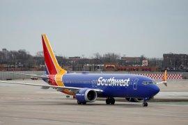 Pesawat Boeing 737 Max Mendarat Darurat di Orlando
