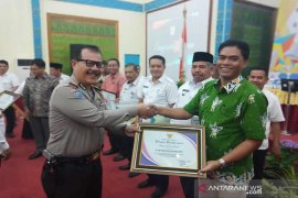 RAPP Mendapatkan Piagam Penghargaan Dari Bupati Pelalawan