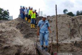 Kementerian ESDM tinjau penambangan pasir timah kolong Bravo Pangkalpinang