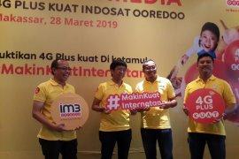 Trafik data jaringan Indosat naik 7,02  persen saat Pemilu