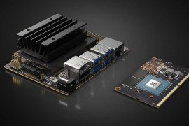 NVidia Jetson Nano, komputer mini otak robot seharga Rp1,4 juta
