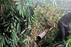 "Ada pipa ""misterius"" yang diduga penyebab menghitamnya Sungai Marbau"