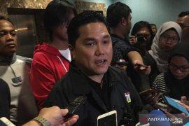 Erick Thohir tidak tertarik masuk kabinet